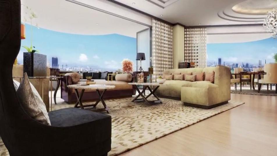 Virat Kohli Luxurious House