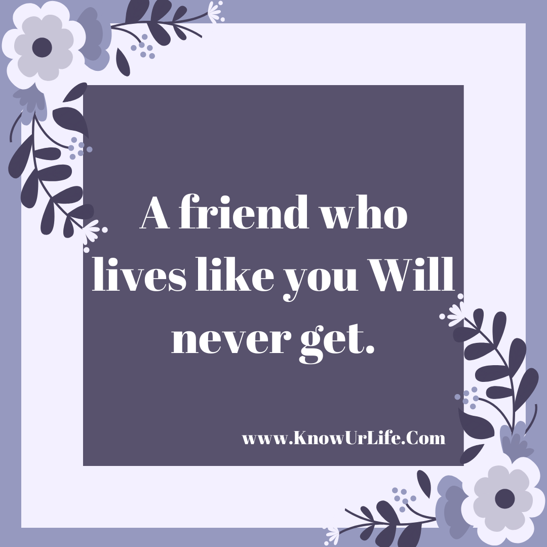 lines about friendship