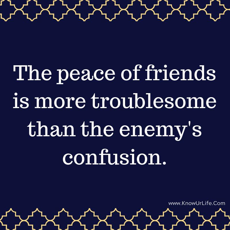 crazy friendship quotes