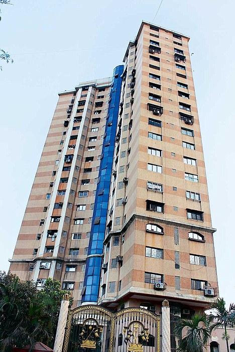 anushka sharma residence
