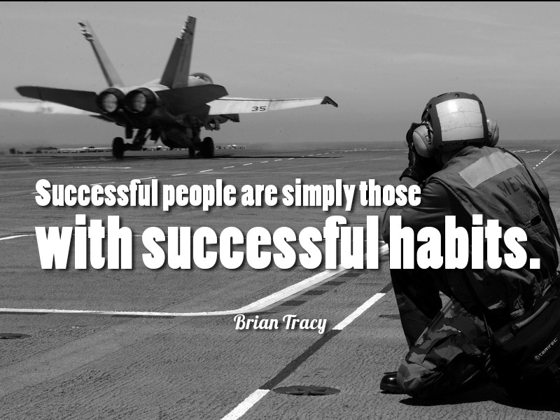 Daily Habits Of Successful People | KnowUrLife.Com