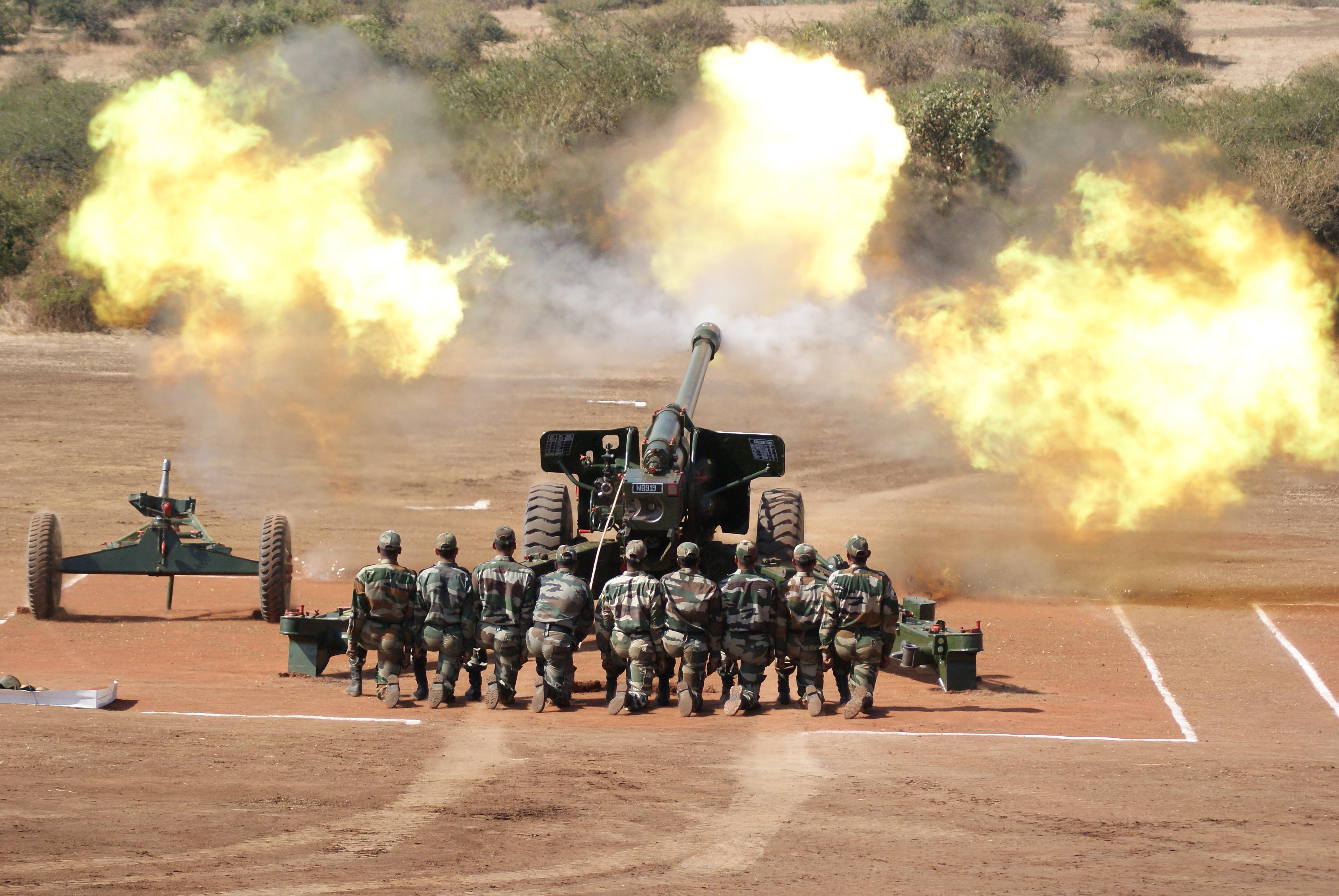 India Vs Pakistan War