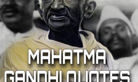 gandhiji in hindi