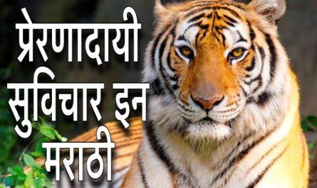 thoughts marathi
